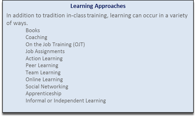 employee learning and development