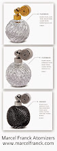 Marcel Franck Perfume Atomizers
