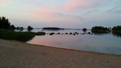 Badviken i Jonskär