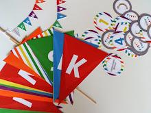 Barevná oslava narozenin