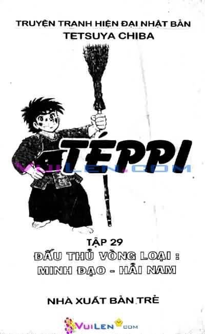 Siêu quậy Teppi chap 29 - Trang 1