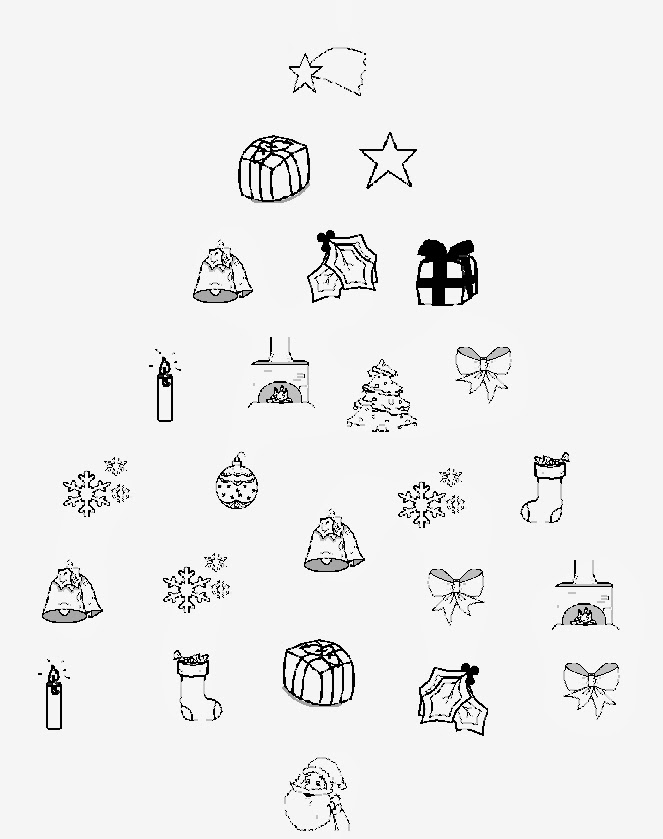 Favorito Teacher Maia- Il blog della maestra Maia: Natale-Disegni da  XN81
