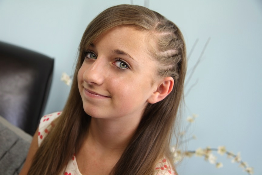 Cool Easy Hairstyles cool easy hairstyles 2013 12 Cute Girls Hairstyles Trend