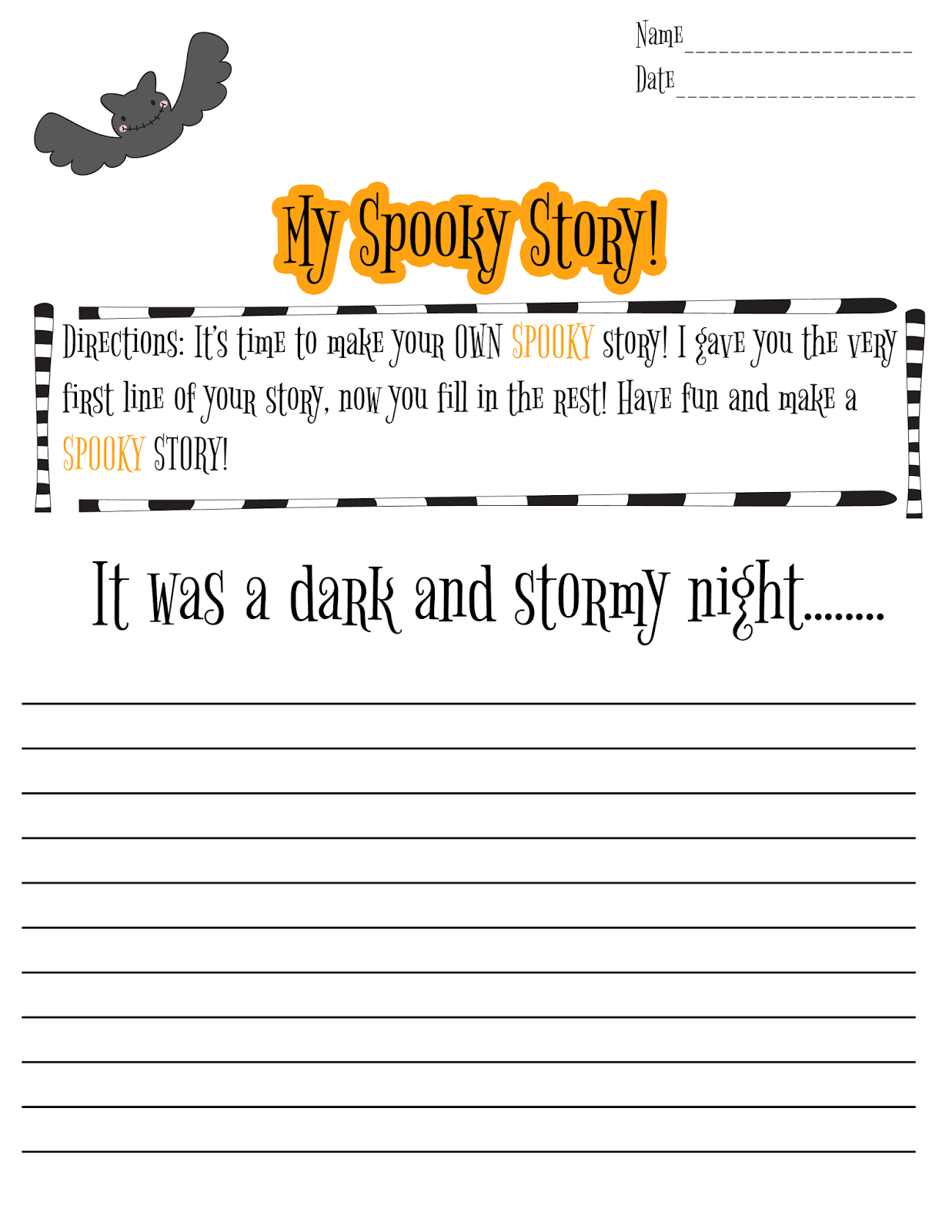 vaultgirl com labels 3rd grade 4th grade 5th grade halloween writing assignments spooky story prompts teaching writing prompts