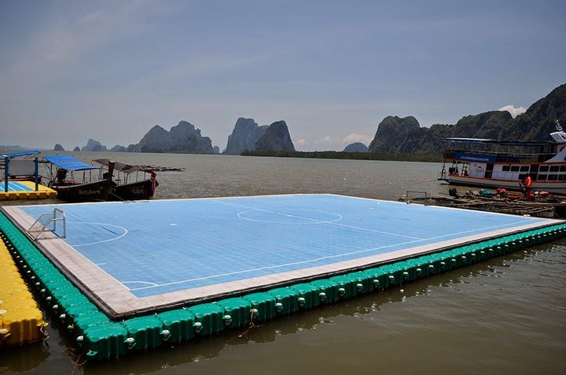 Koh Panyee et la Baie de Phang Nga