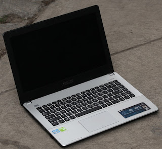 Jual Laptop Spek Game Asus X450C Bekas