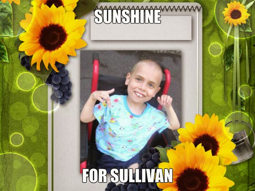Sunshine for Sullivan
