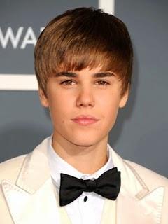 Foto Model  Rambut Justin Bieber 2013