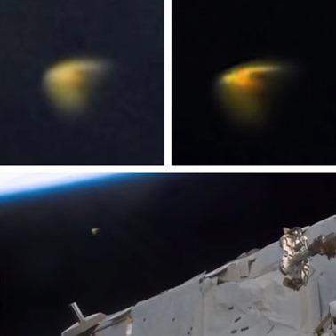 Παράξενο κίτρινο νέφος εντοπίζεται από την Nasa