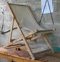 silla perezosa