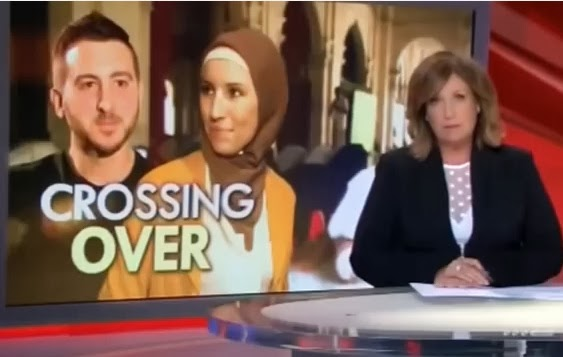 Channel Nine - Makin banyak Pemuda Australia masuk Islam