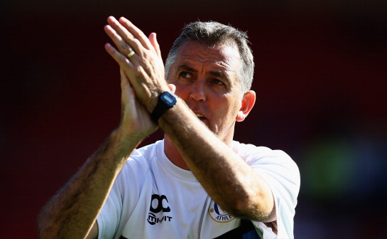 Owen Coyle has a chance to revive managerial career in MLS