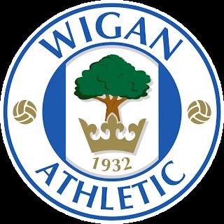 Kumpulan Logo Club Liga Primer Inggris Terbaru - Wigan Athletic