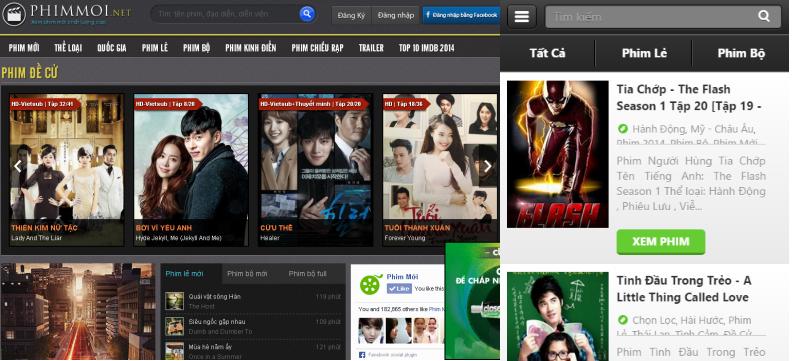Share Template Xem Phim Giong Phimmoi Net Cho Blogspot