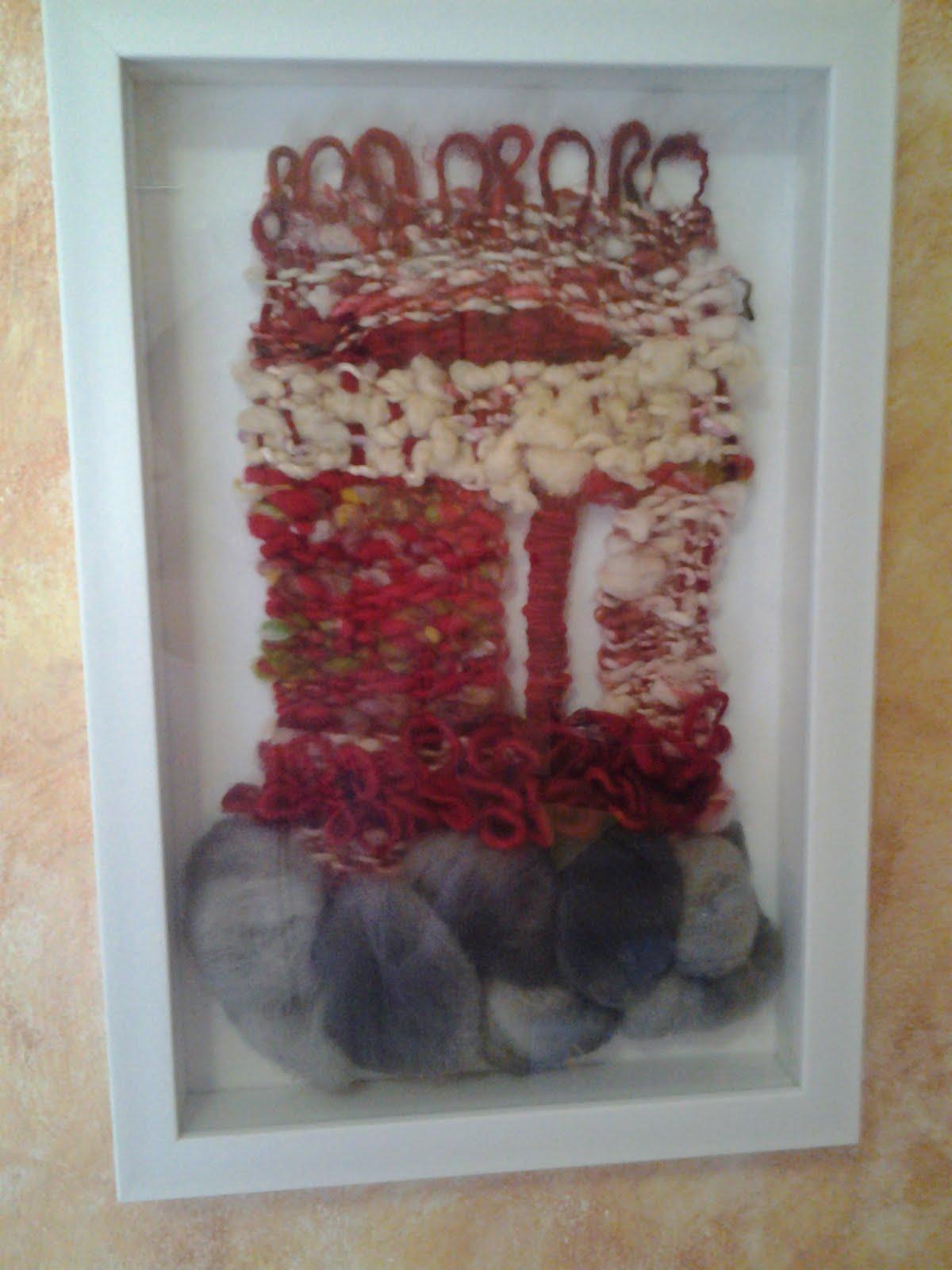 almatelar murales y tapices: tapices 2012 enmarcados