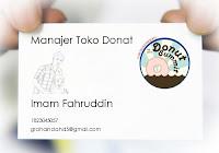 Manajer Toko Donat