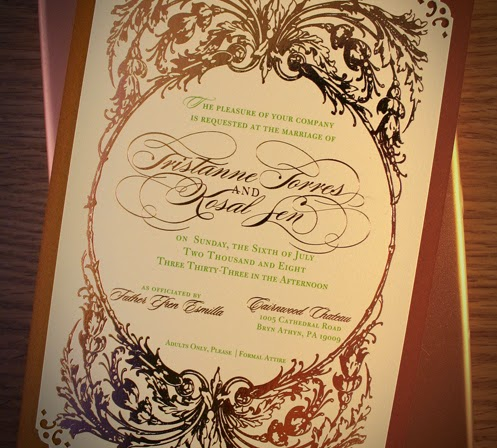 Weddingn Invitations