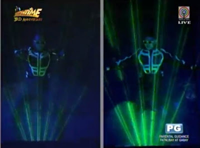 Billy and Vhong It's Showtime 3rd Anniversary Performance (Oct 26)