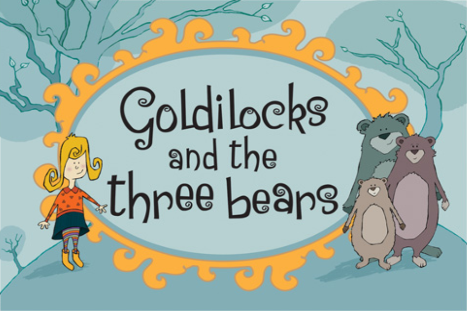 Goldilocks And Three Bears Short Story - Bedtimeshortstories