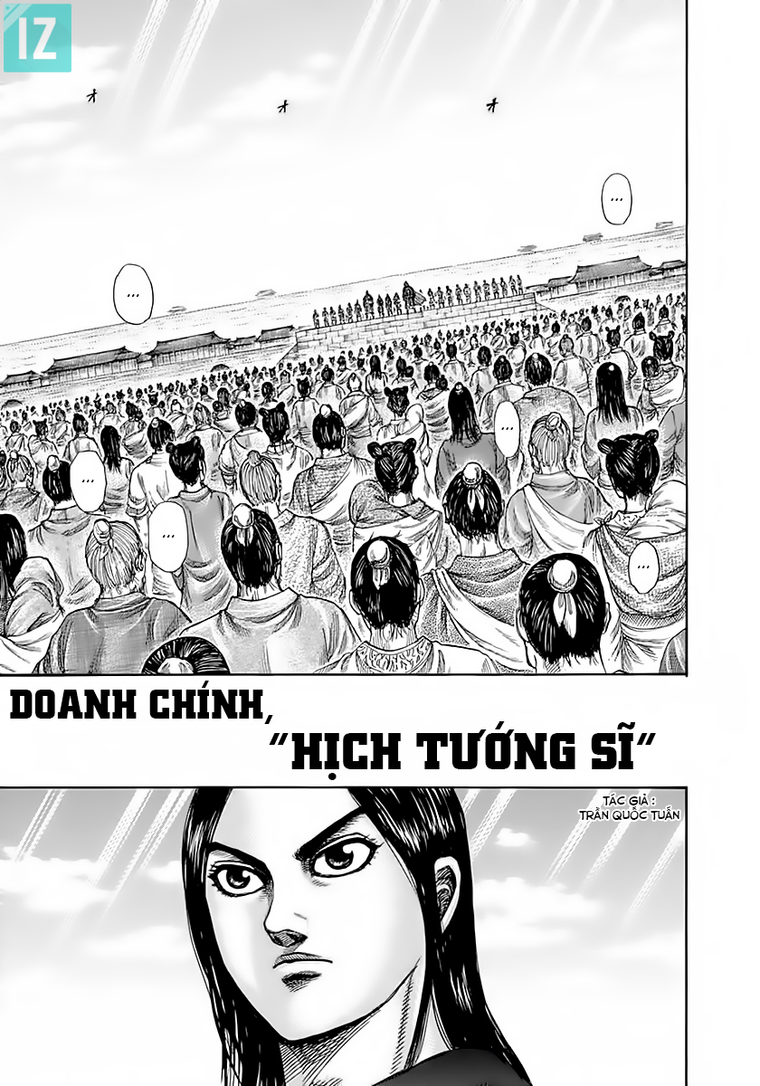 Kingdom - Vương Giả Thiên Hạ Chapter 330 page 2 - IZTruyenTranh.com