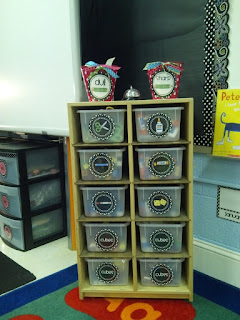 Need some fresh ideas to spice up your classroom decor? In this post, I participated in a linky party where I shared 10 of my favorite classroom decor pins. From cute but functional storage to decorative elements in your classroom, I've shared some awesome ideas! Click through for ideas on decorating your classroom.