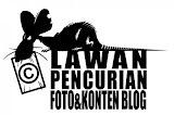 Lawan Pencurian Foto & Konten Blog