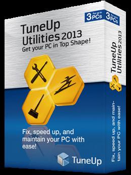 Tune Up Utilities 2013