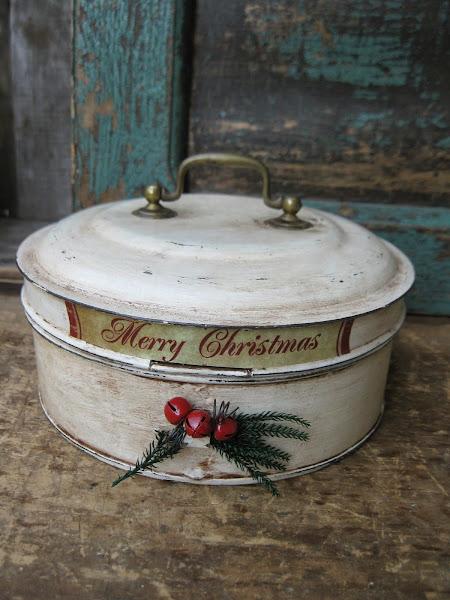 Christmas Tin $25