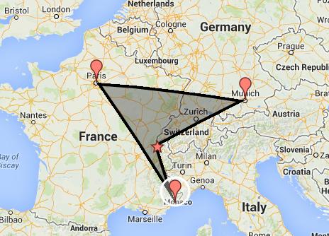 Katy's Kitchen Trip to Europe