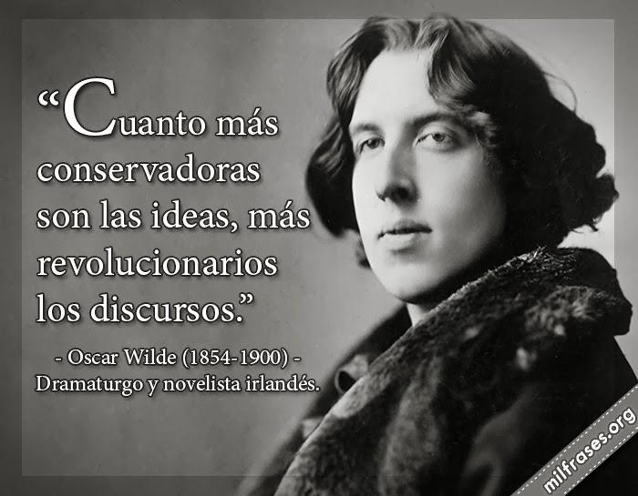 Oscar Wilde (1854-1900) Dramaturgo y novelista irlandés. descargar libros y frases gratis