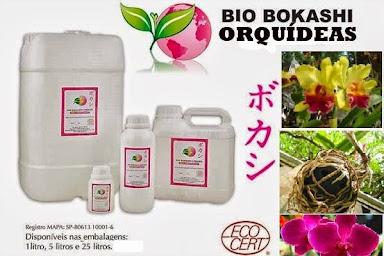 BIO BOKASHI ORQUÍDAS