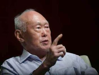 Lee Kuan Yew first pm of singapore passed away