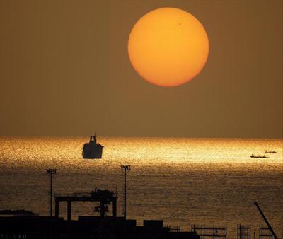 Manchas solares 1476, 10 de Mayo de 2012