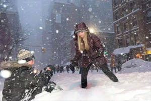 19 dead in New York snowfall, normal life affected
