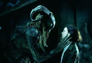 Doug Jones as Pan, the Faun in Pan's Labyrinth