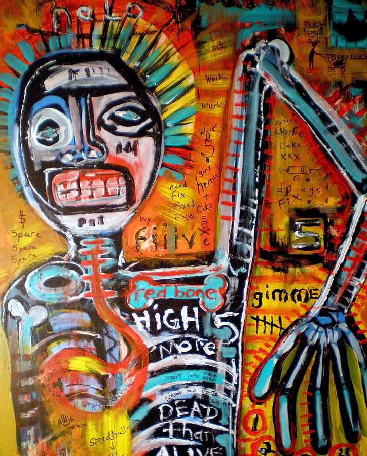contextual studies - Monika's blog: 80's - Neo Expressionism