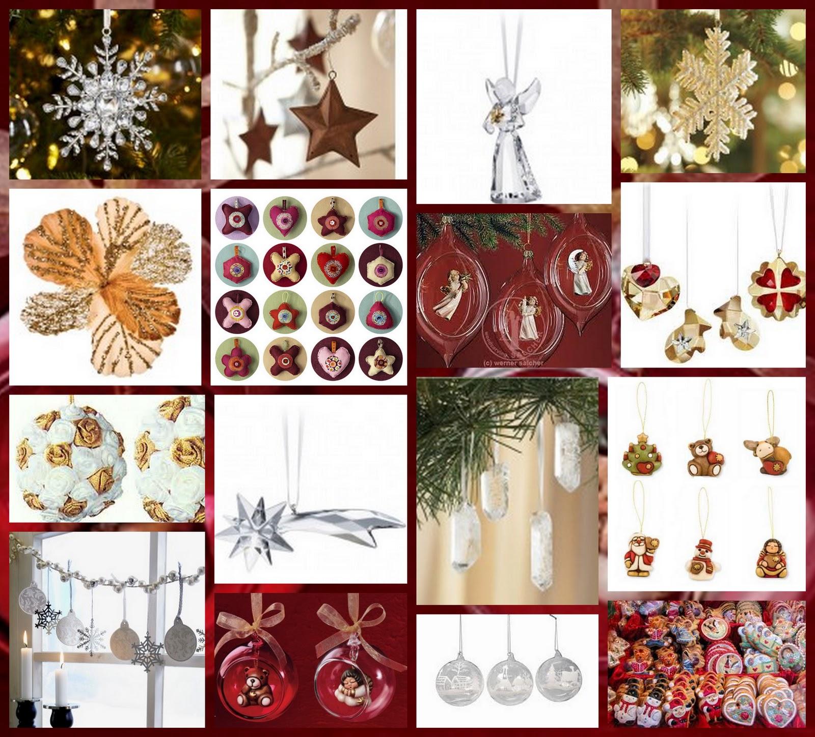 Fantasie di natale addobbi natalizi moda e tendenze - Addobbi natalizi per finestre ...