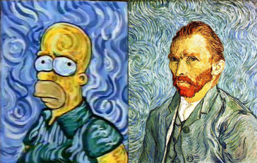 Autoportret, Vincent van Gogh