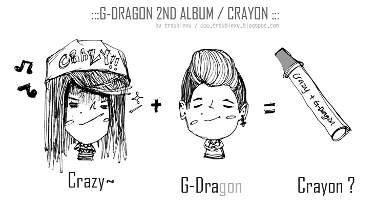 Crayon lyrics by G-Dragon with meaning. Crayon explained ...