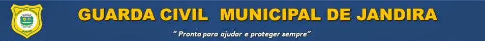 GUARDA CIVIL MUNICIPAL DE JANDIRA