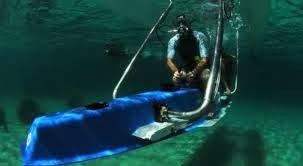 Kapal Selam Platypus Teknologi Ramah Lingkungan
