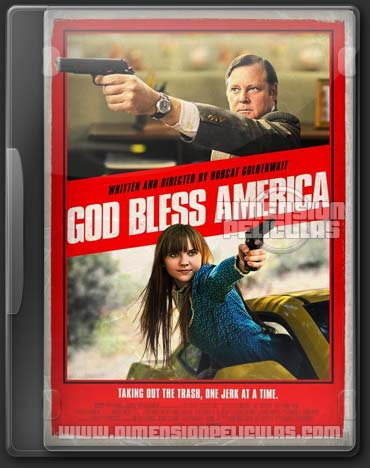 God Bless America (HDRip Ingles Subtitulado) (2011)