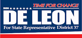 DON DE LEON FOR STATE REP.