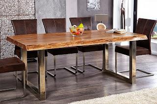 masivny nabytok do kuchyne, jedalensky stôl z masivu, masivny nabytok