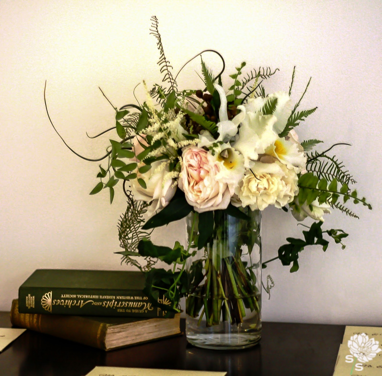 The Roundhouse Wedding - Beacon, NY - Hudson Valley Wedding - Wedding Flowers - Splendid Stems Floral Designs
