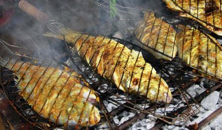 masyarakat Indonesia sangat dekat dengan ikan Beberapa Cara Membakar Ikan Supaya tidak Praktis Hancur