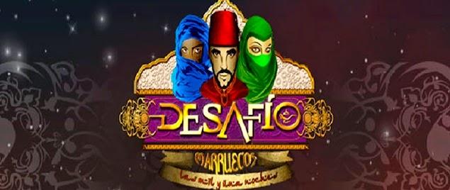 Desafío Marruecos 2014 Capítulo 78
