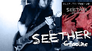 Seeter - Gasoline guitar video by theJo