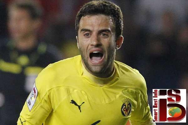 Giuseppe Rossi Close Up