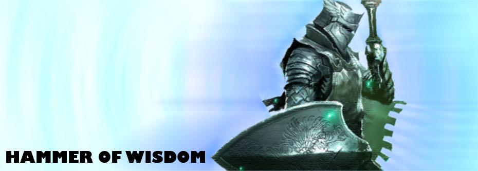 Hammer of Wisdom